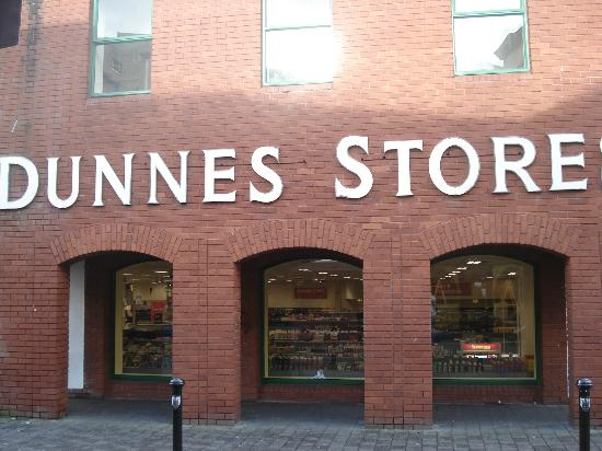 Local Dunnes Stores outlet closed due to fire overnight