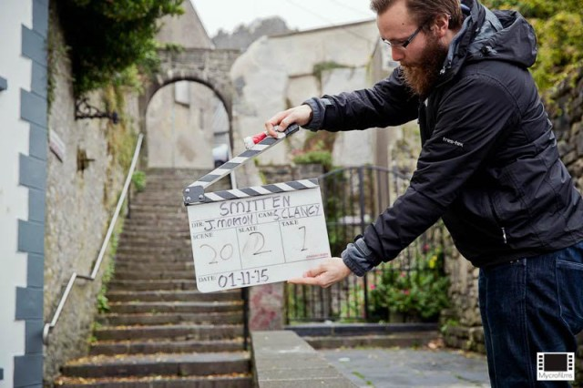 Smitten was filmed on location in Kilkenny City. Photo: Ross Costigan/Mycrofilms