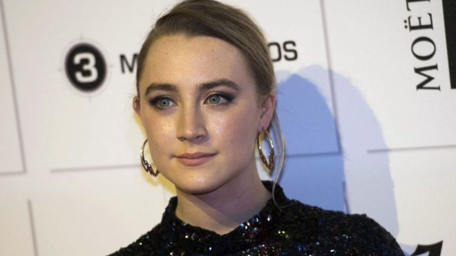 Saoirse Ronan to host USA sketch show Saturday Night Live
