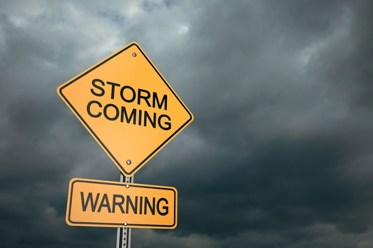 Hurricane Ophelia Will Cause Damage In Carlow And Kilkenny So Be