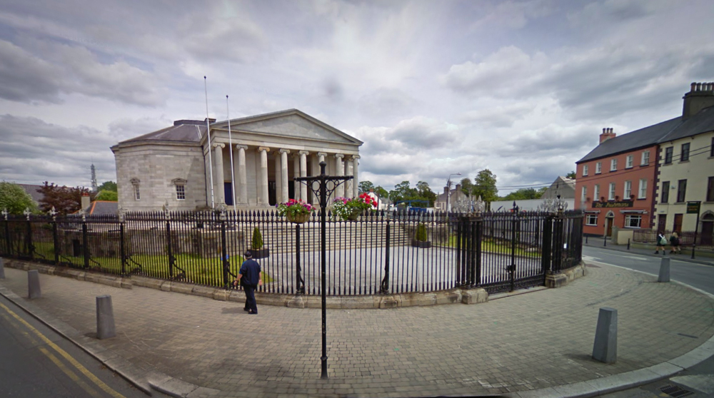Carlow Courthouse. Pic - Google Maps