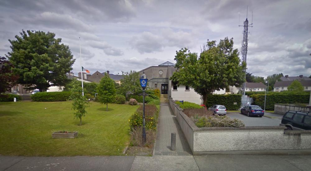 Carlow Garda Station. Pic - Google Maps