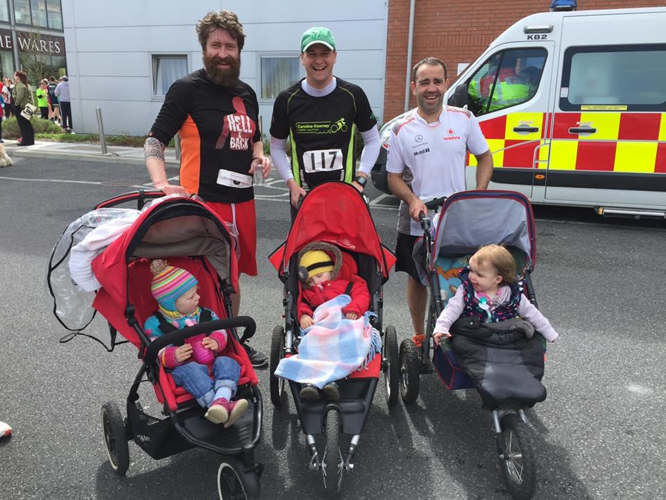 Carers marathon Kilkenny 2016