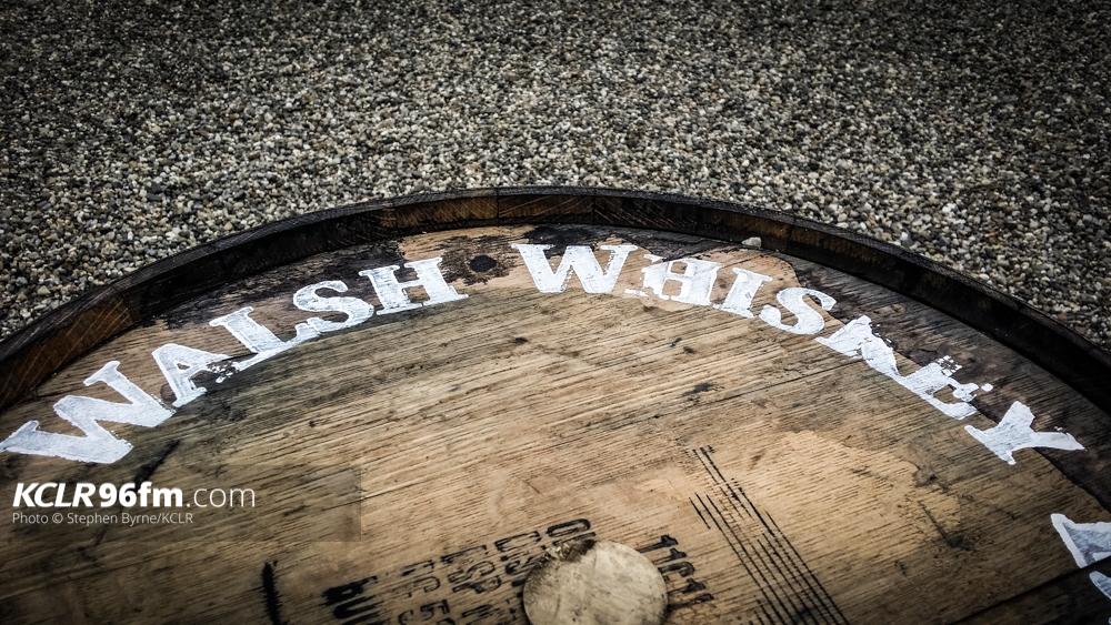 Walsh Whiskey Distillery Carlow. Pic: Stephen Byrne/KCLR