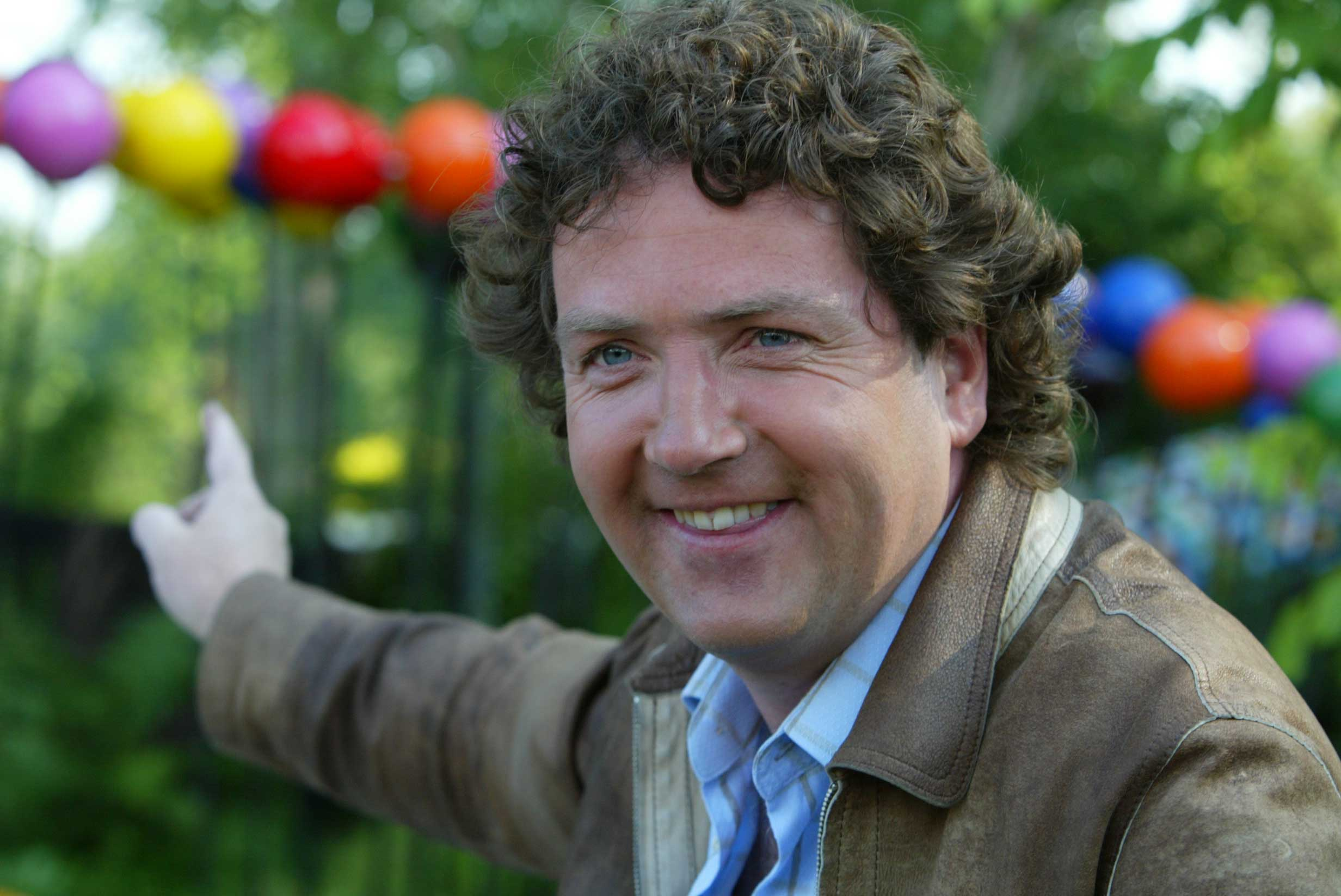 diarmuid gavin will be in the arboretum tonight for the carlow