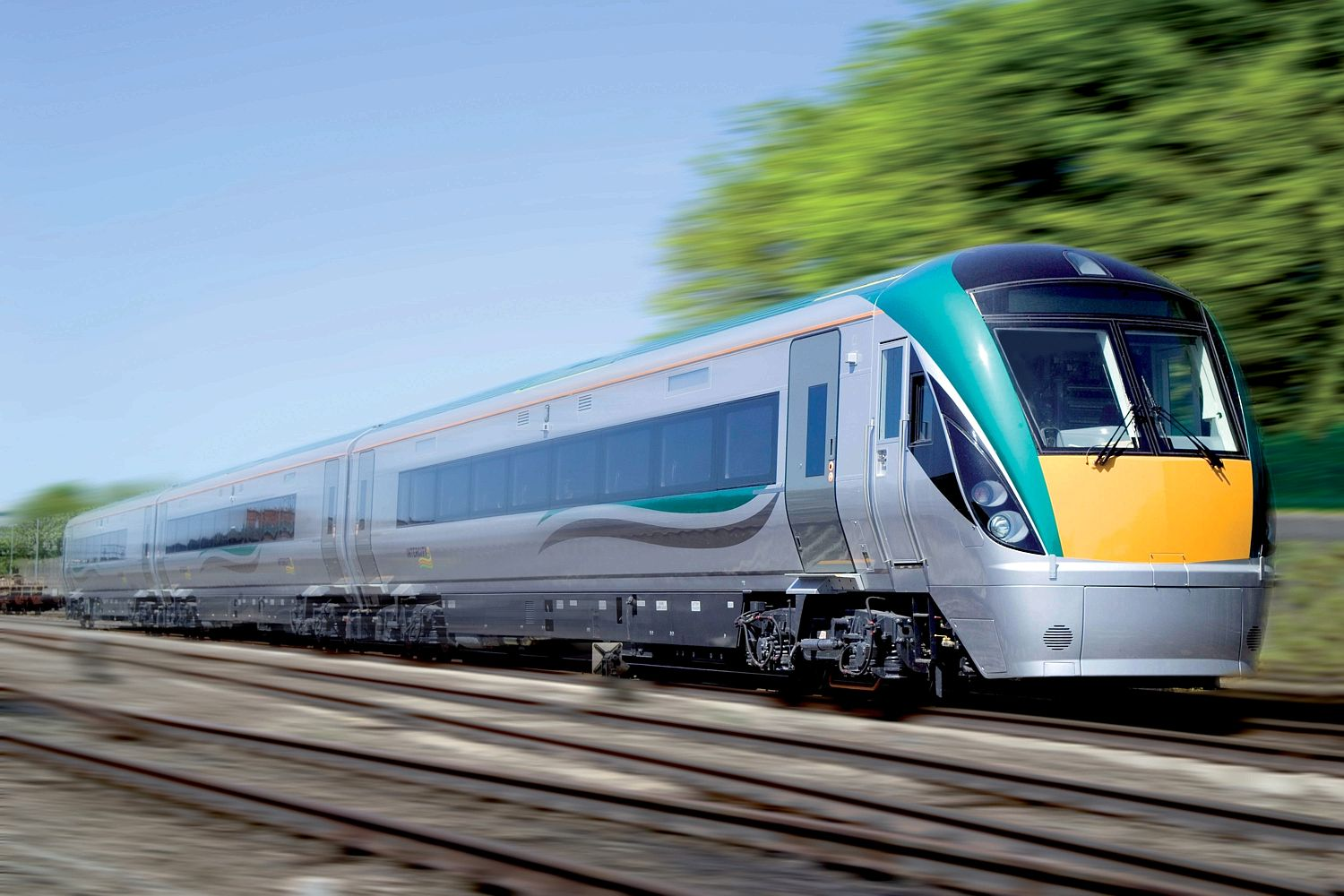 Concerns over future of Irish Rail with fears that parts