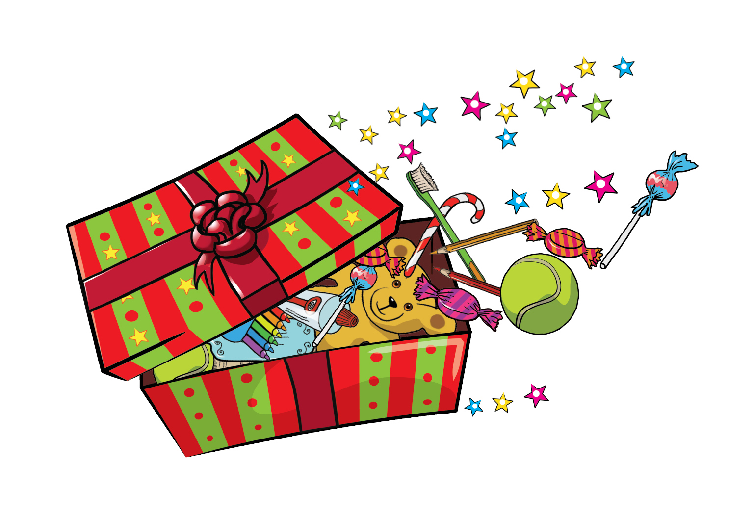 Image result for shoebox appeal