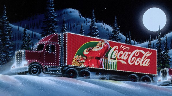 Holidays are Coming! Coca-Cola'-s Christmas Truck Tour is Coming to ...