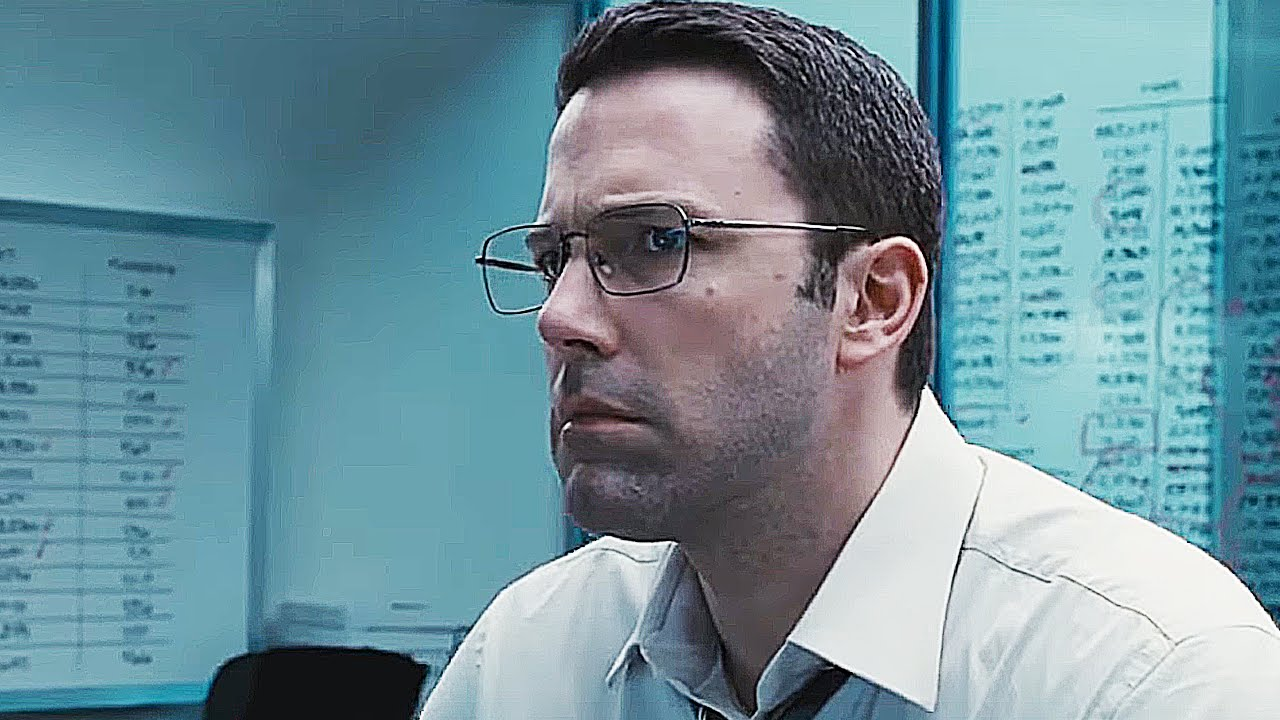 Ben Affleck in The Accountant. Photo: YouTube