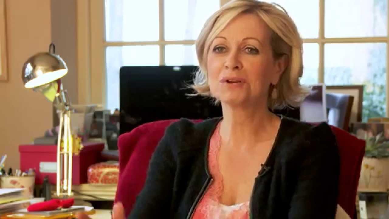 Cathy Kelly. Screenshot: YouTube