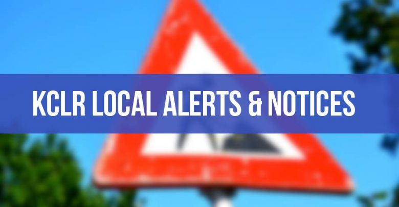 Alerts For Kilkenny and Carlow