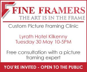Fine Framers Custom Picture Framing Clinic