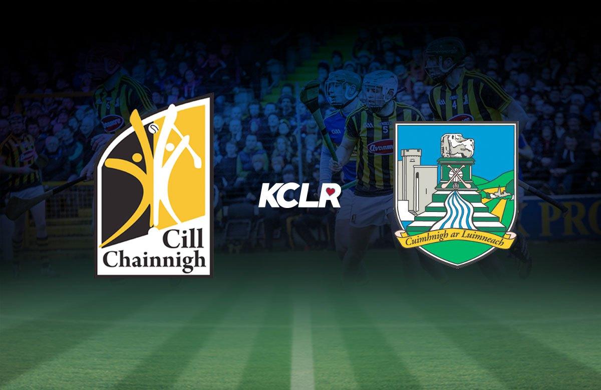 Kilkennyv Limerick