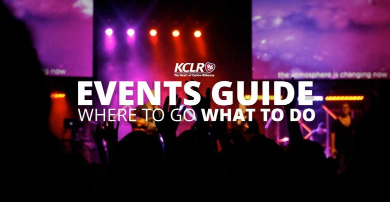 KCLR Events Guide - Where To Go, What To Do