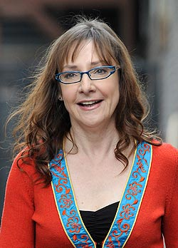 Pauline McLynn wants you to 'save a hen'