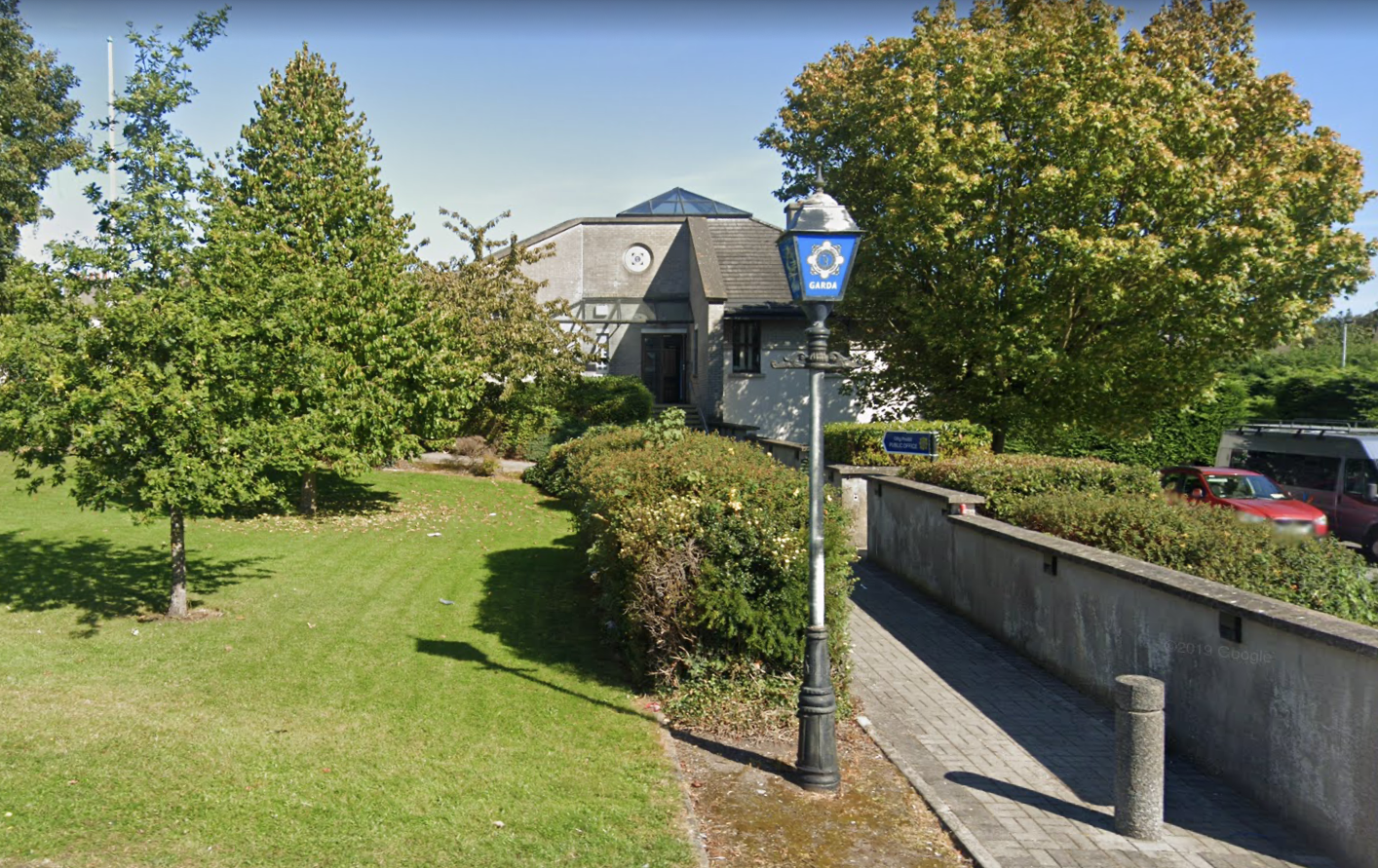 Carlow Garda Station (Google Maps)