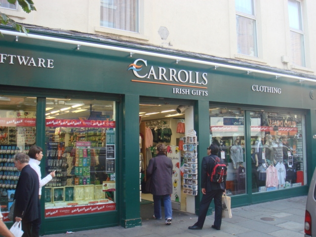 Carrolls Irish Gifts have announced plans to open a new store in Kilkenny. e744bbdac7e