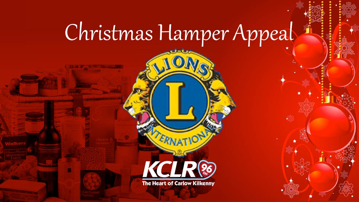 Lions Club Christmas Hamper Appeal