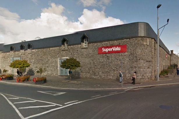 SuperValu at the Carlow Shopping Centre.