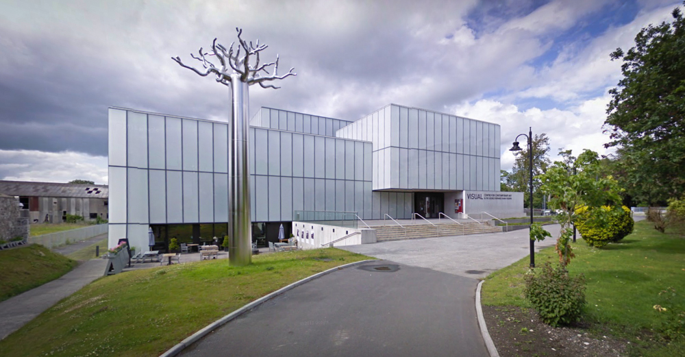 Visual Centre Carlow. Pic - Google Maps