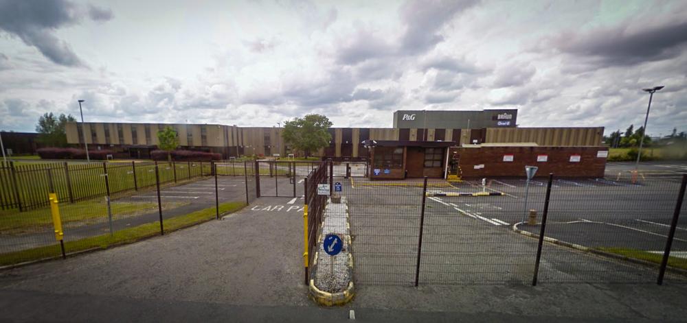 Braun site Carlow. Pic - Google Maps