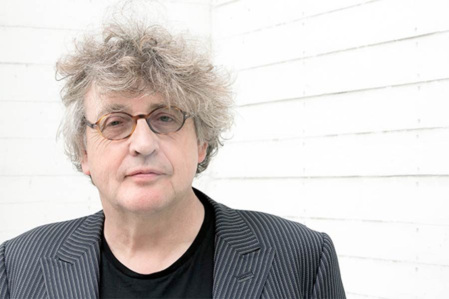 Paul Muldoon - Poet in residence for the 2016 Kilkenny Arts Festival
