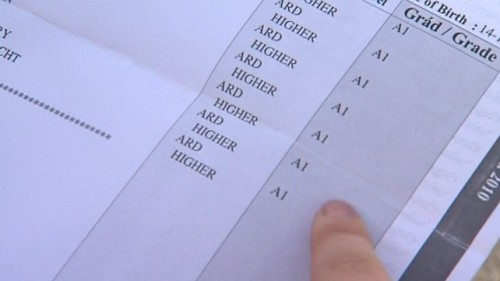 Leaving Cert cancelled in favour of predicted grading