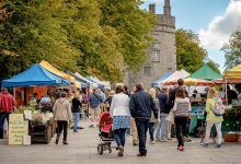 Kilkenny's Farmers Market on The Parade