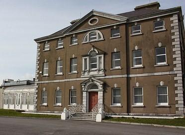 Mother & baby home in Bessborough Cork