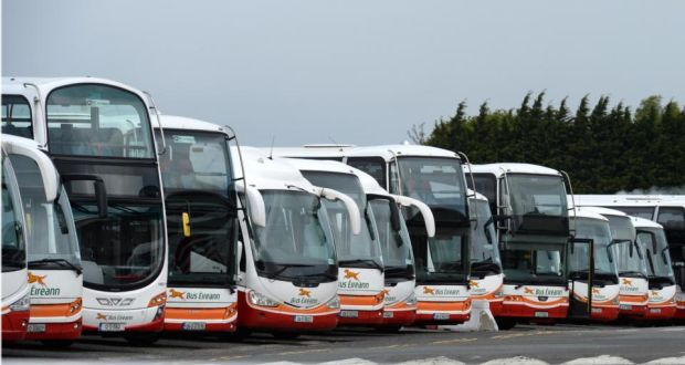 Bus Eireann services in Carlow & Kilkenny remain at a standstill