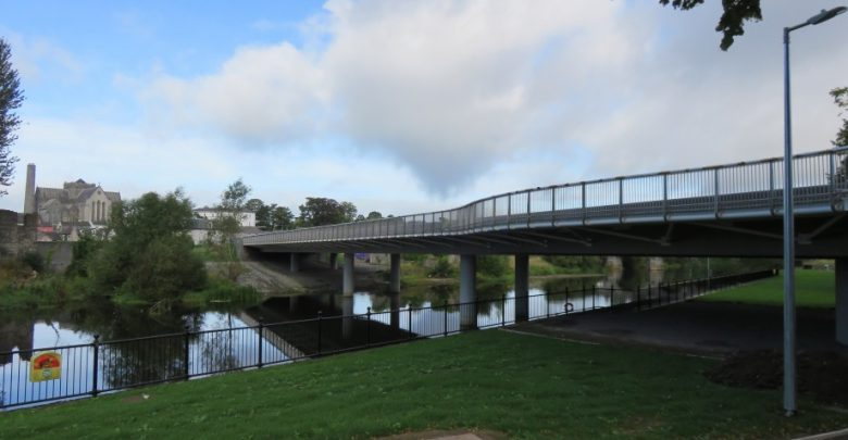 Kilkenny's Central Access Scheme Bridge