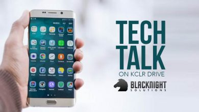 Tech Talk on KCLR with Blacknight Solutions