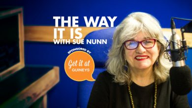 The Way It Is with Sue Nunn