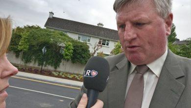 Fianna Fail TD Bobby Aylward