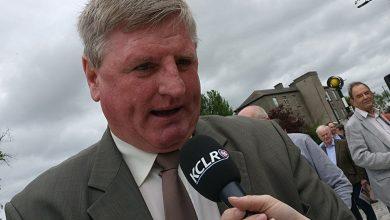 Fianna Fáil TD Bobby Aylward. Photo: Ken McGuire/KCLR