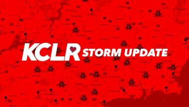KCLR Storm Update
