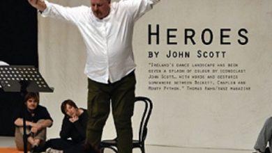 John Scott - Heroes
