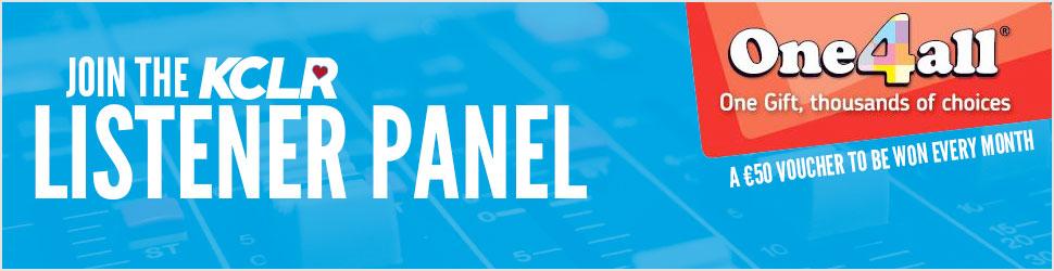 Join the KCLR Listener Panel