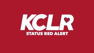 KCLR Status Red Alert