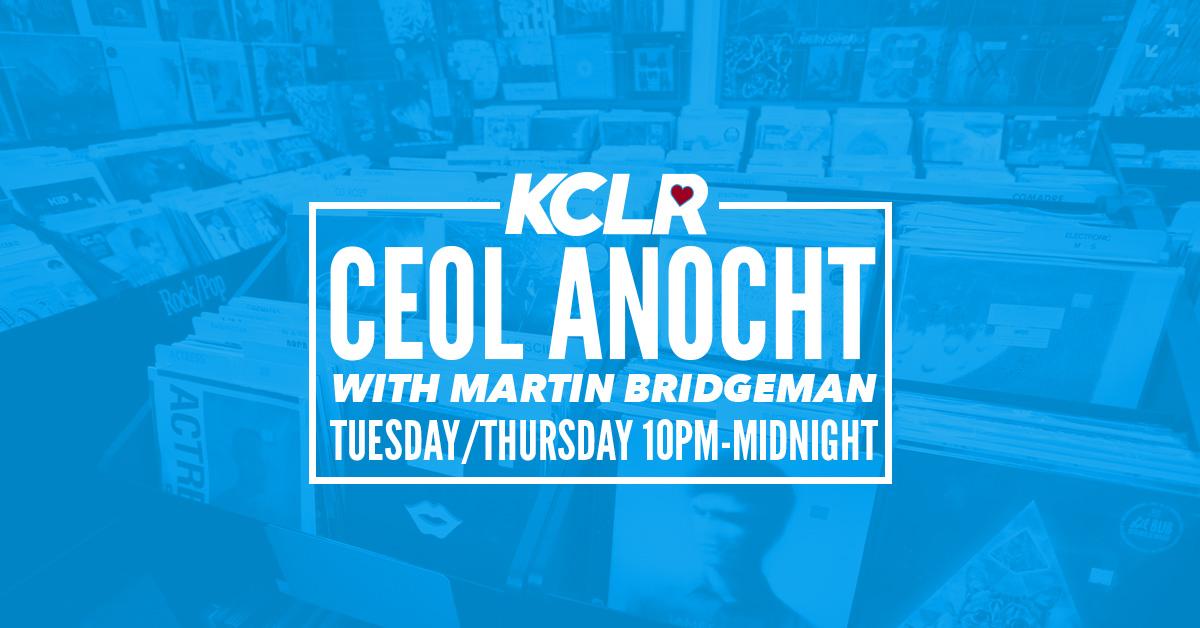 Ceol Anocht on KCLR