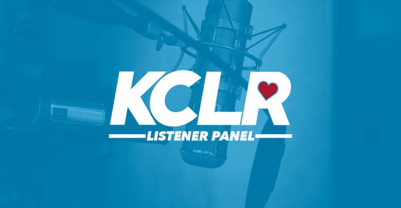 KCLR Listener Panel