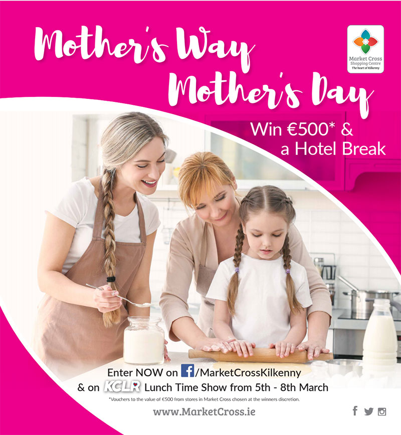 Mothers Day Competition on KCLR