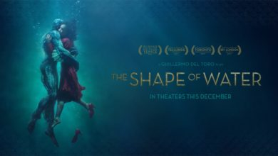 Shape Of Water: Winner Best Picture at the Academy Awards.