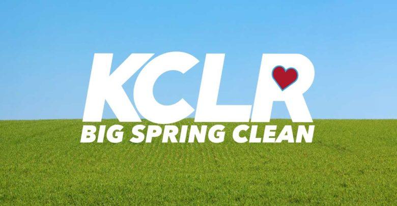 KCLR's Big Spring Clean