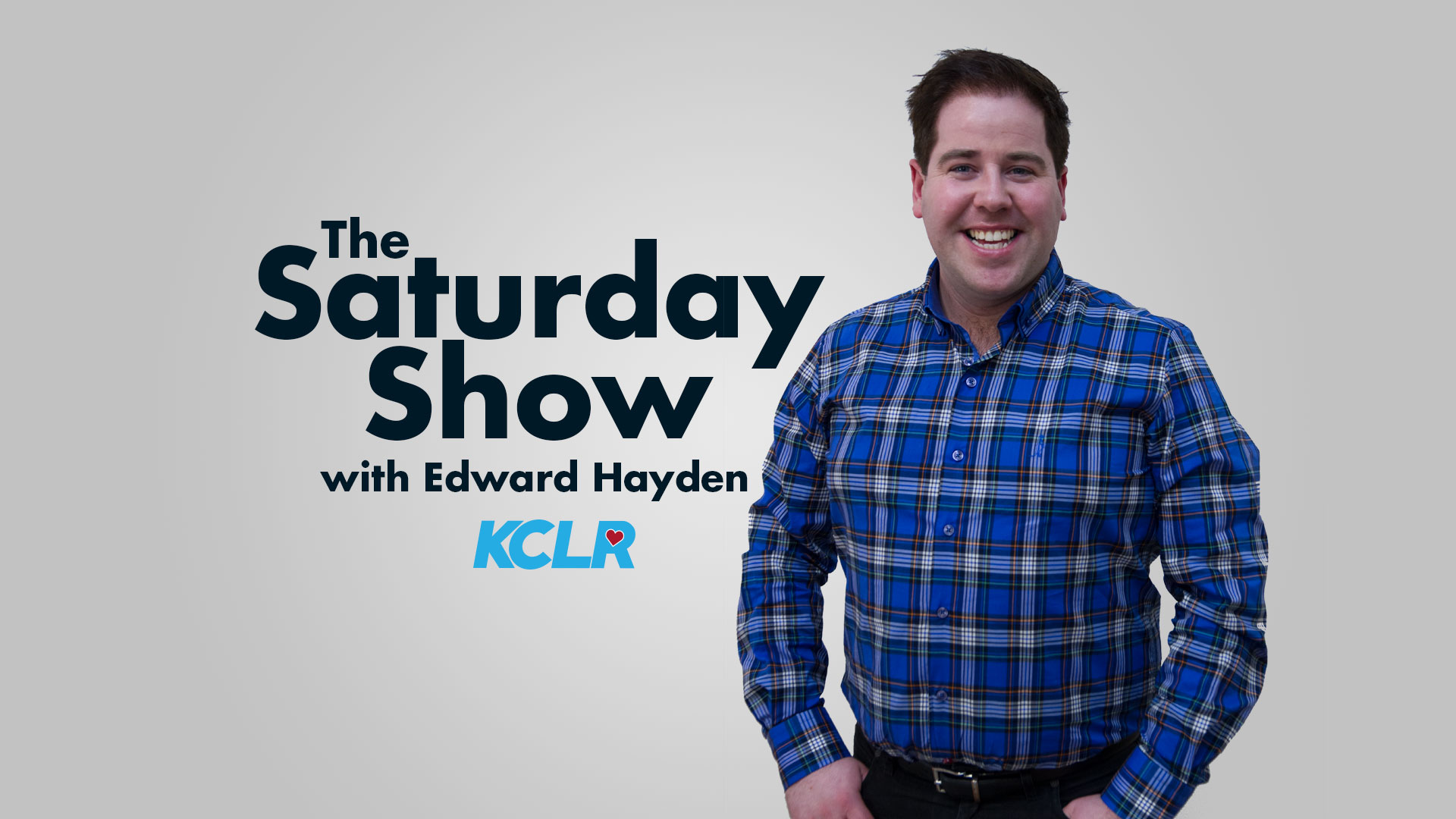 The Saturday Show with Edward Hayden