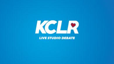 KCLR Live Studio Debate