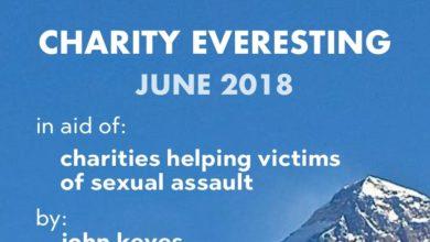 Charity Everesting
