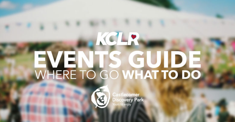 KCLR's Events Guide with Castlecomer Discovery Park