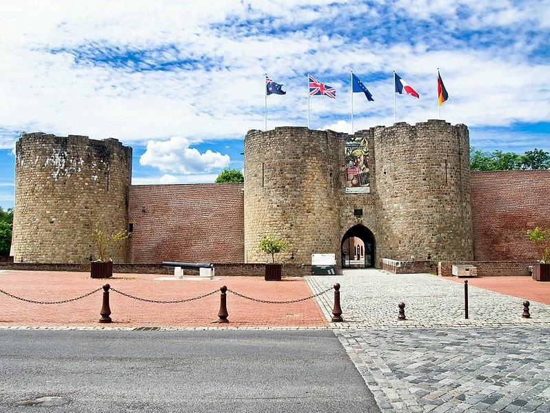 Château de Péronne, Historial de la Grande Guerre. Photo: Rolf Kranz