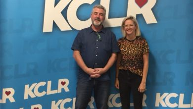 Irish songwriter Ailbhe Reddy joins Martin Bridgeman of KCLR in a Studio 2 Session for the Ceol Anocht programme on KCLR, in advance of her performance as part of the 2018 Kilkenny Arts Festival